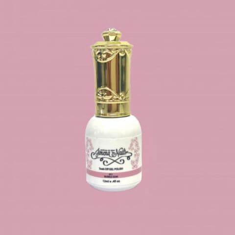 Esmalte de uñas semipermanente bubble gum