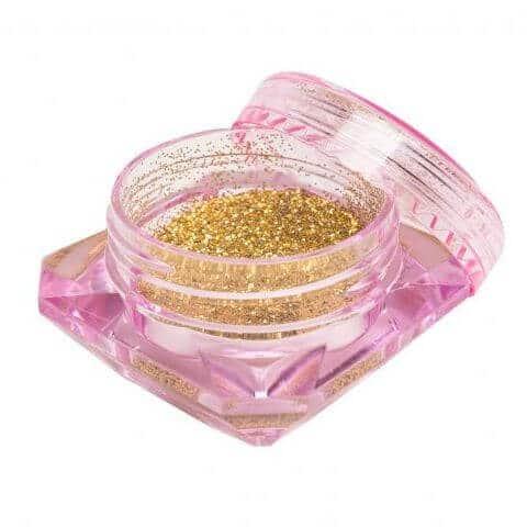 glitter 24k gold