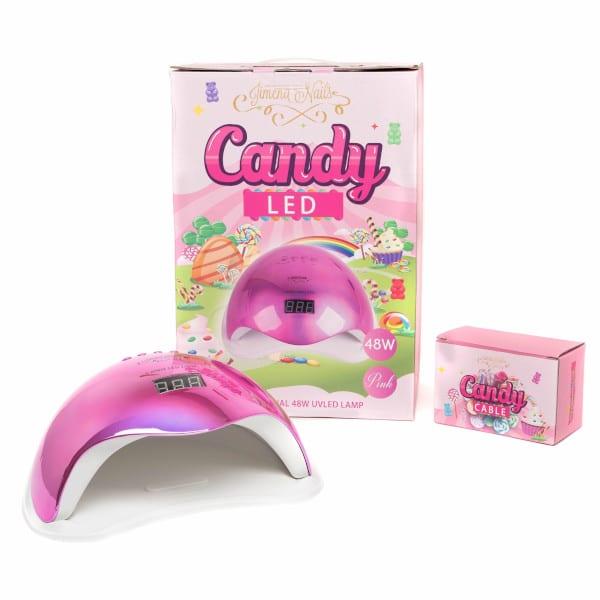candy led jimena nails